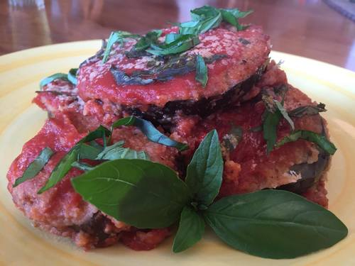 Whole foods plant based eggplant parmesan plant smart living whole foods plant based diet eggplant parmesan recipe forumfinder