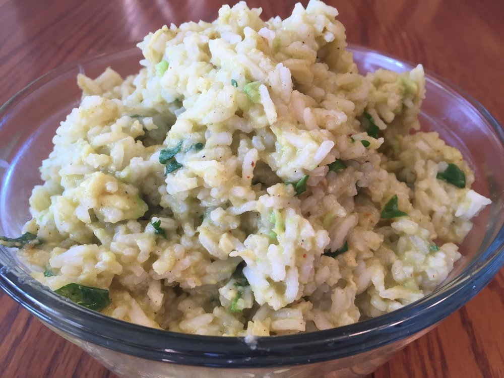 avocado-and-cilantro-rice-recipe-ideas
