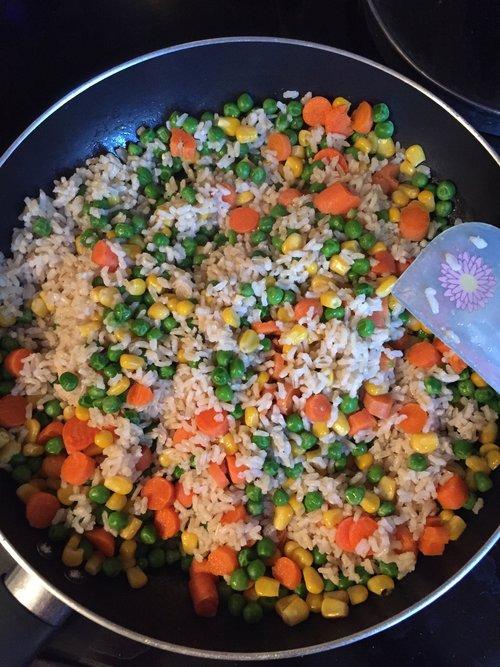 Easy saute vegetables recipe no oil plant smart living good vegetable stir fry recipe plant smart living forumfinder Images