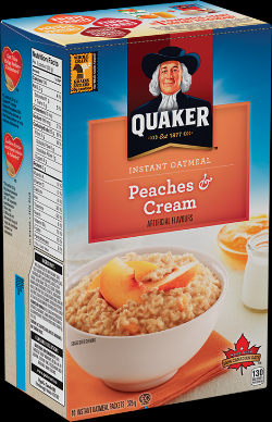 quaker-peaches-and-cream-instant-oatmeal