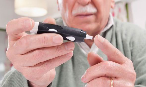 adult diabetes older