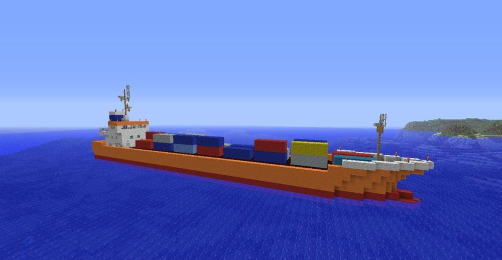 minecraft orange container ship.jpg