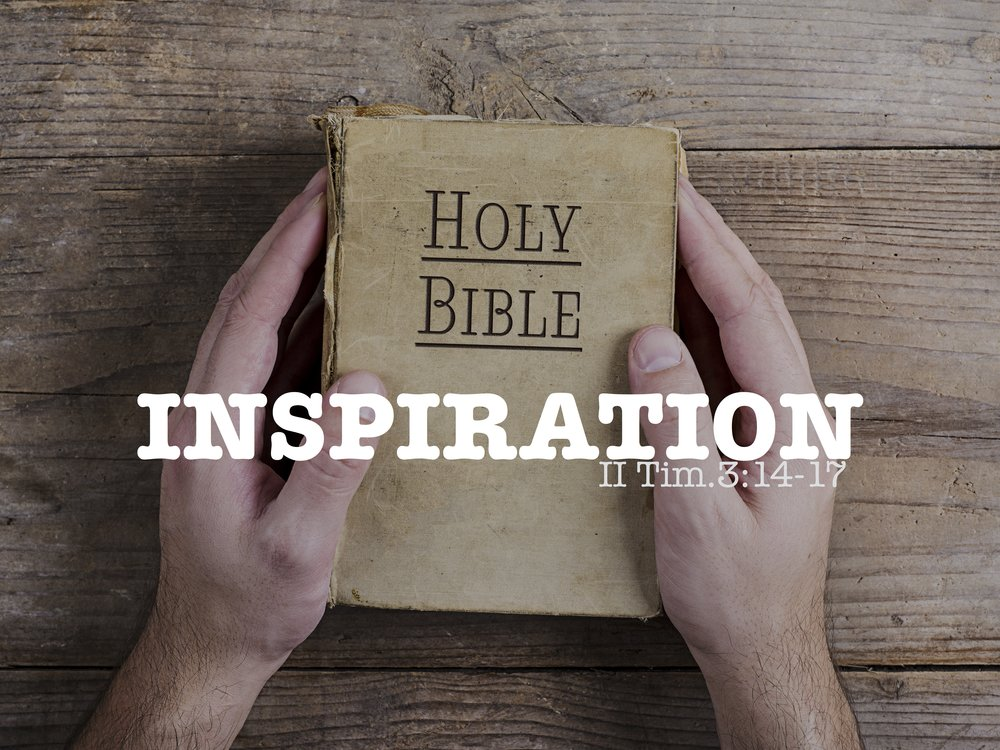INSPIRATION — East Wood Church of Christ