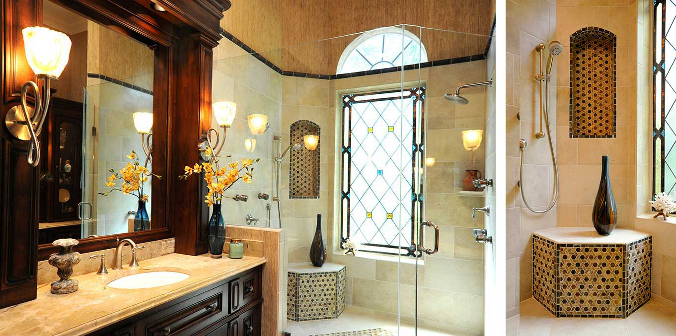 mediterranean bath — del mar designs
