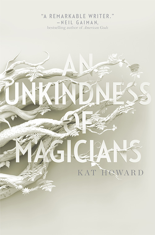 an unkindness of magicians, kat howard, book