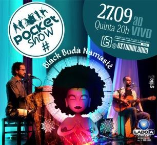 27/09/12 – Entrevista e PocketShow no Estúdio Lado A – Sorocaba, SP