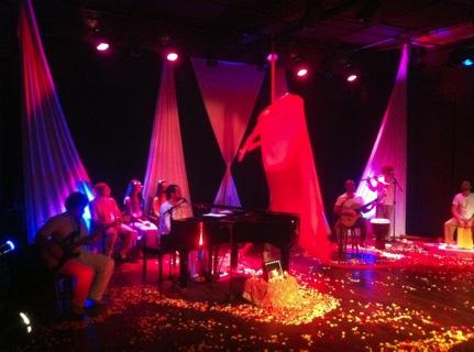 05/10/12 – Lançamento CD VOCARE no Teatro Sala Crisantempo – São Paulo, SP