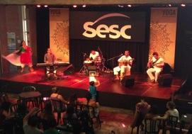 17/03/13 – SESC Araraquara – Araraquara, SP