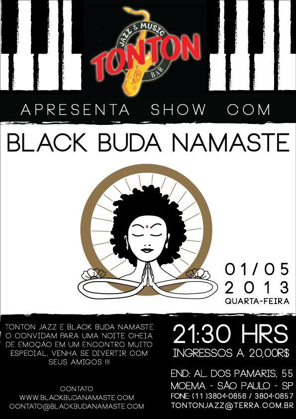 01/05/13 – TonTon Jazz & Music Bar – São Paulo, SP