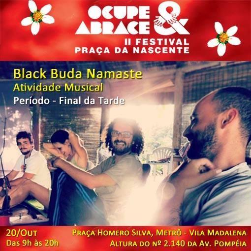 20/10/13 – Festival Praça da Nascente – São Paulo, SP