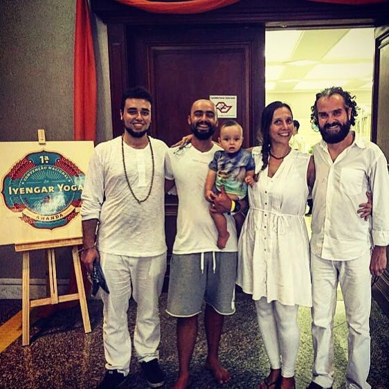 15/04/16 – 1º Convenção Nacional de Iyengar Yoga – São Paulo, SP