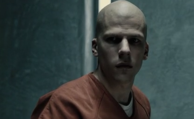 Prison Lex in Batman vs. Superman: Dawn of Justice