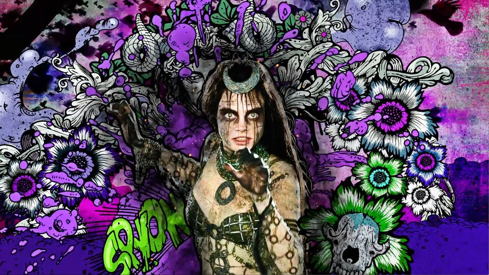 The Enchantress Suicide Squad Cara Delevingne