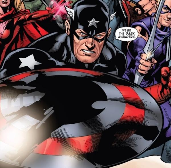 US Agent of the Dark Avengers