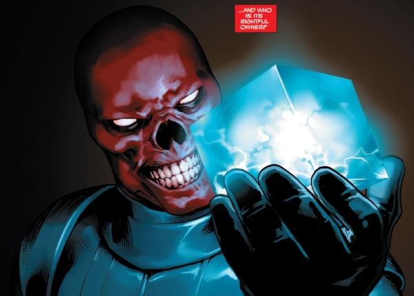 Return of the Red Skull