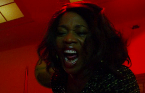 Black Mariah played by Alfre Woodard in Netflix's Luke Cage
