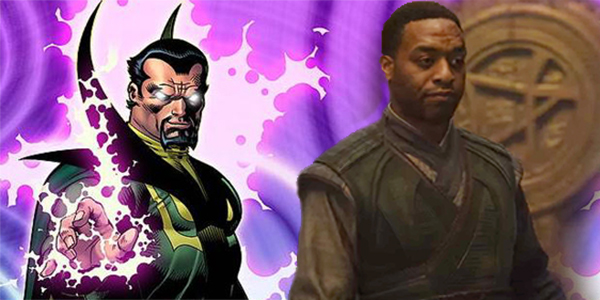 Baron Mordo in Marvel's Doctor Strange