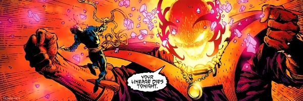 Dormammu from Doctor Strange Marvel Comics