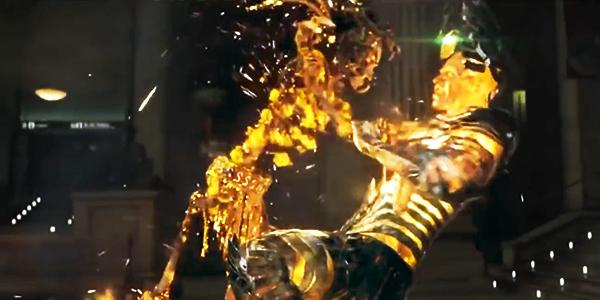 El Diablo battles Incubus in Suicide Squad