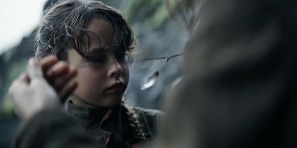 Jyn Erso Given the Gift of a Kyber Crystal in Rogue One A Star Wars Story