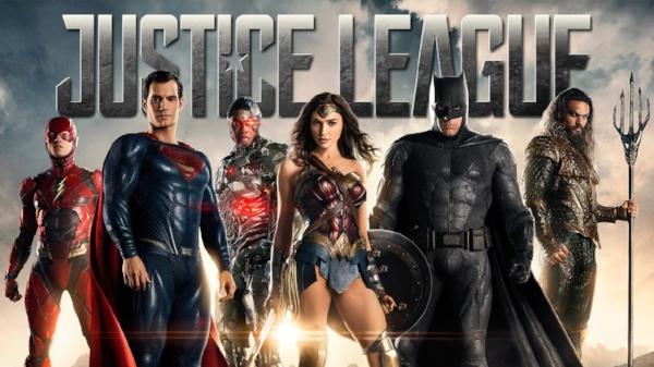 Justice League 2017 DC Comics