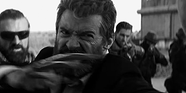 Hugh Jackman in LOGAN as Wolverine Logan James Howlett