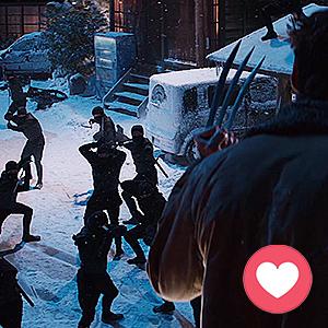 The Wolverine versus the Black Ninja Clan