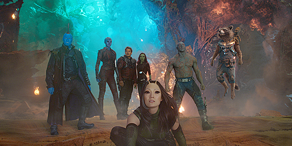 Guardians of the Galaxy Family of A-Holes