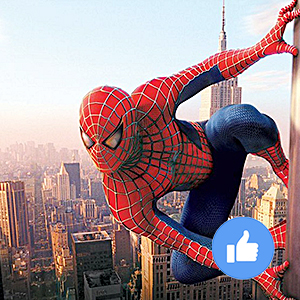 Tobey Maguire Spider-man Vote Like