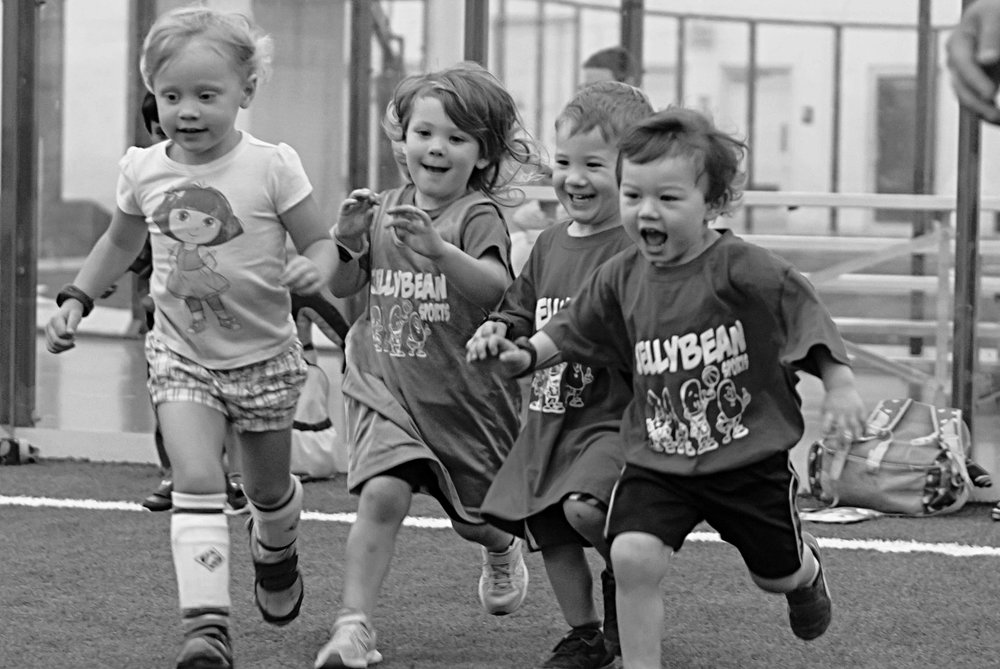 We are Early Learning in Sports  -
