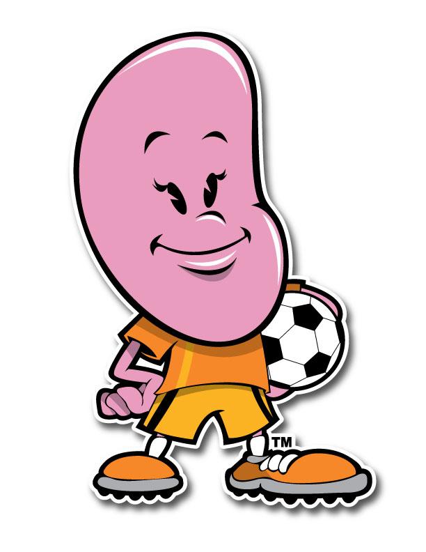 Flo Jelly Bean - Jelly Bean Soccer Prep