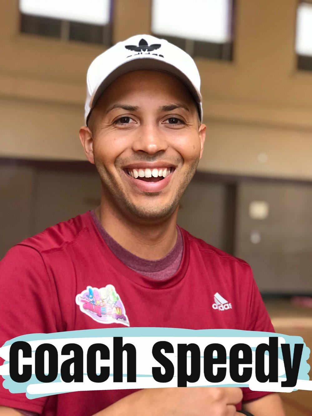 Coach Performer - Speedy