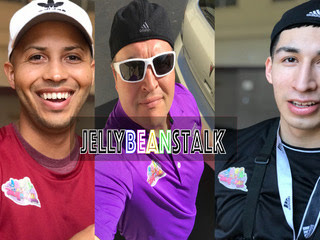 JELLYBEANSTALK -A documentary series about a three guys aiming to take a start-up business idea and create the next big thing in children's entertainment...essentially a Sesame Street for sports.