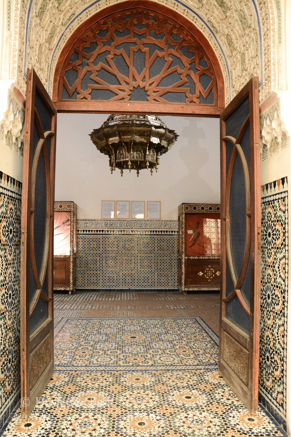 Moroccan Islamic Patterns