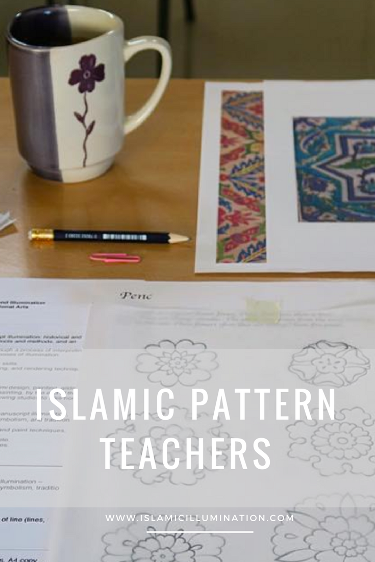 Islamic Pattern Teachers