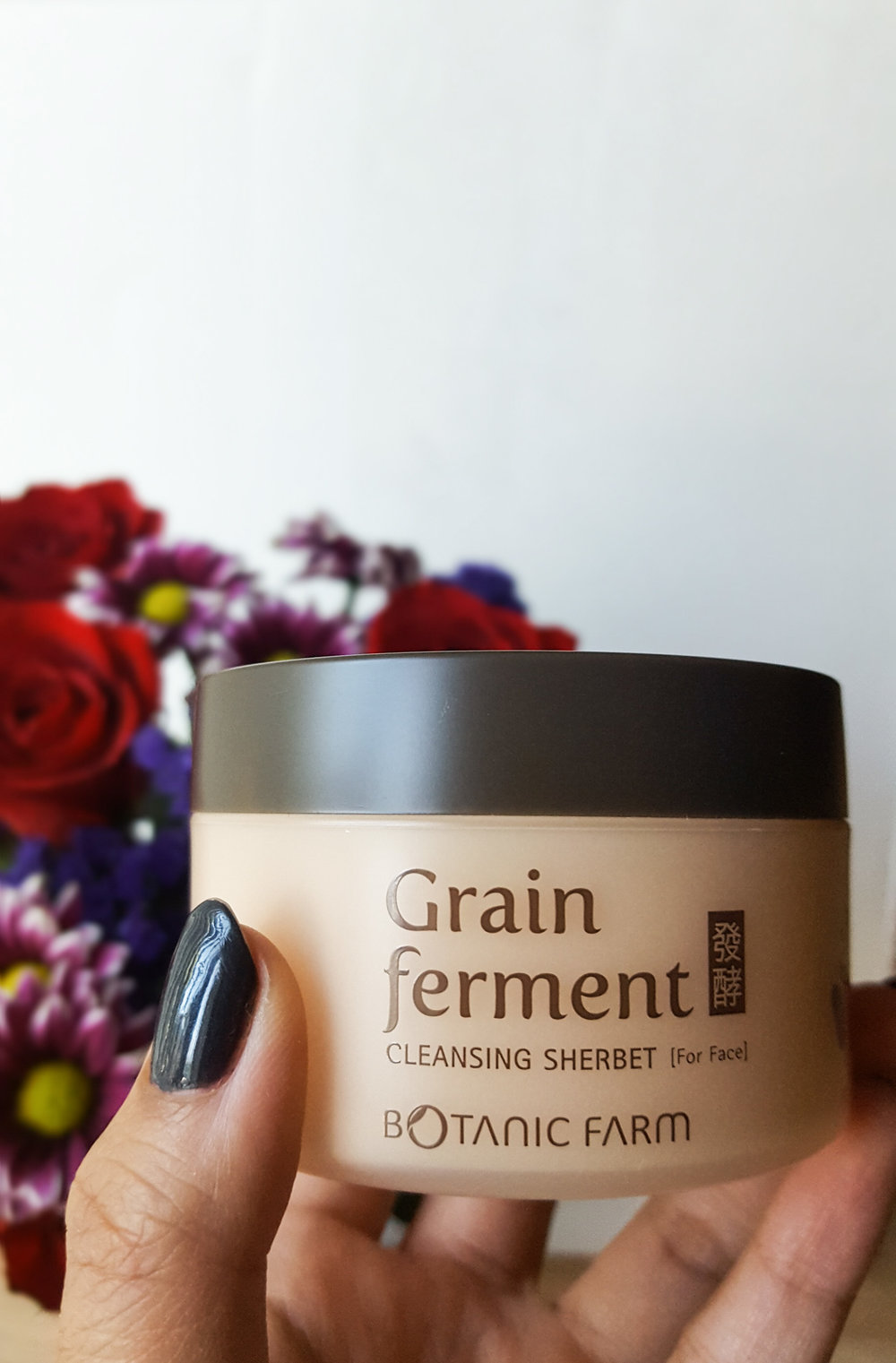 ... Botanic Farm Grain Ferment Cleansing Sherbet. I Have Been Using It  Every Time I Wear Face Makeup (about 3 To 4 Times A Week); I Donu0027t Use It  On My Eye ...