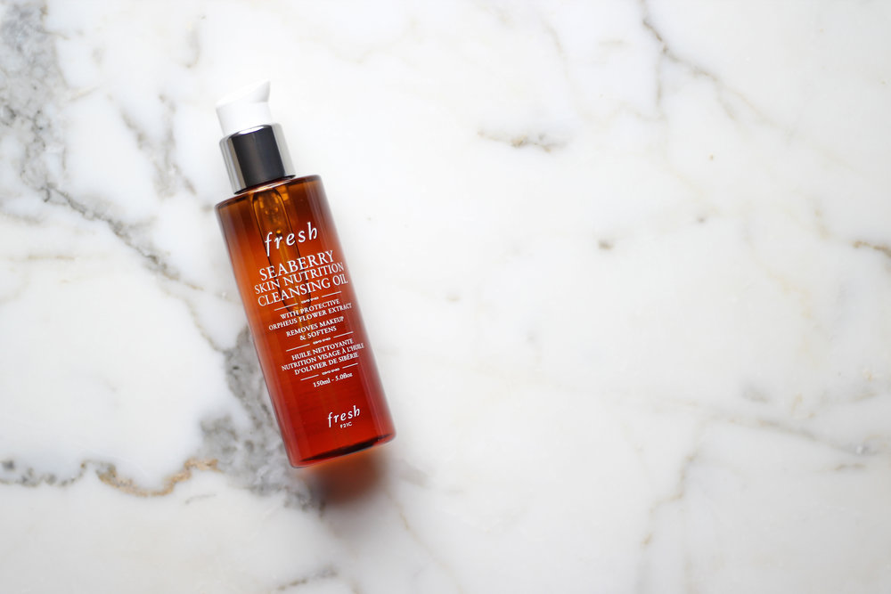 Dry Skin Secret Weapon - This cleansing oil works just like my favorites from Korea, cleaning deeply without stripping dry skin of its natural moisture. It's one of my new faves!
