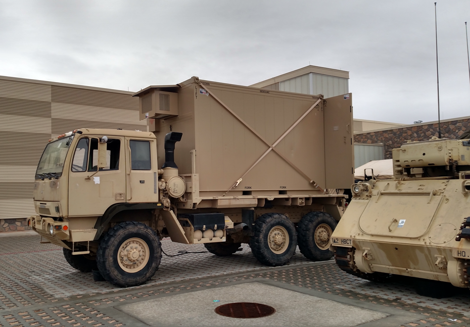 Mission - Increase Operational Readiness and Versatility via Scalable Modular Expeditionary Solutions.