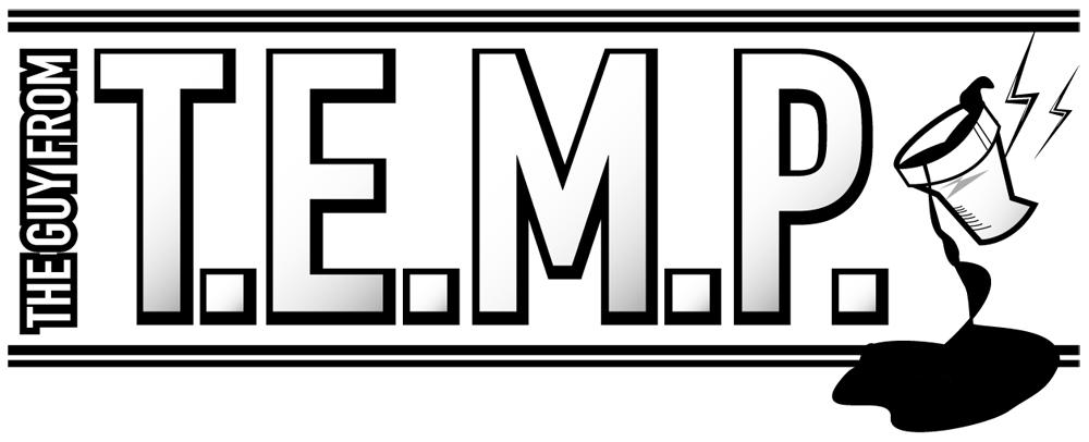 T.E.M.P. Logo by Christine Fernandez
