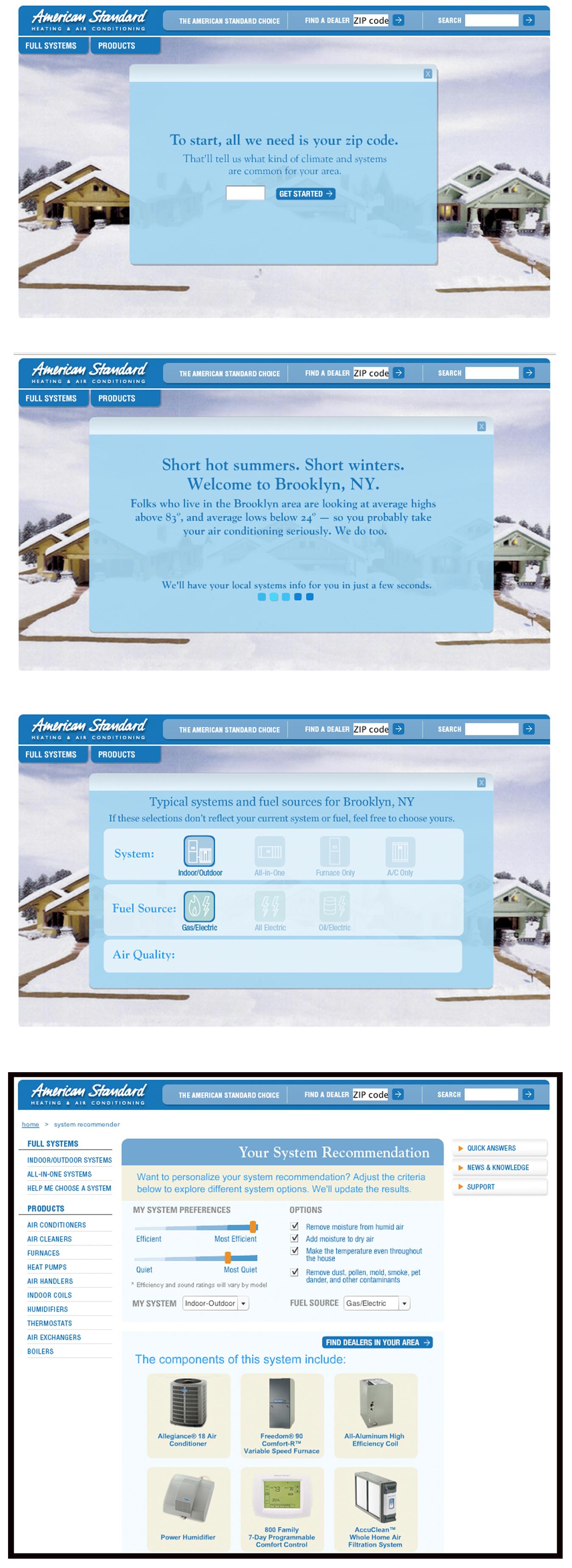 Contemporary American Standard Website Inspiration - Bathroom and ...
