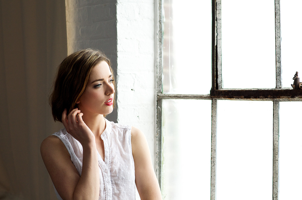 Portrait, Anelisa