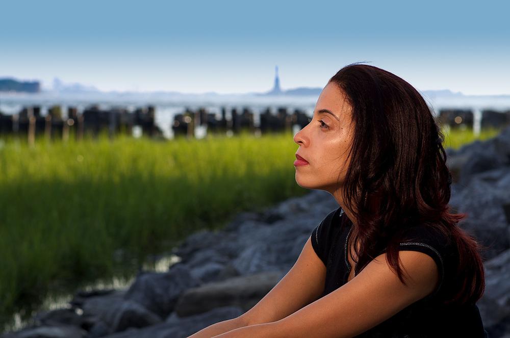Environmental Portrait, Brooklyn Waterfront