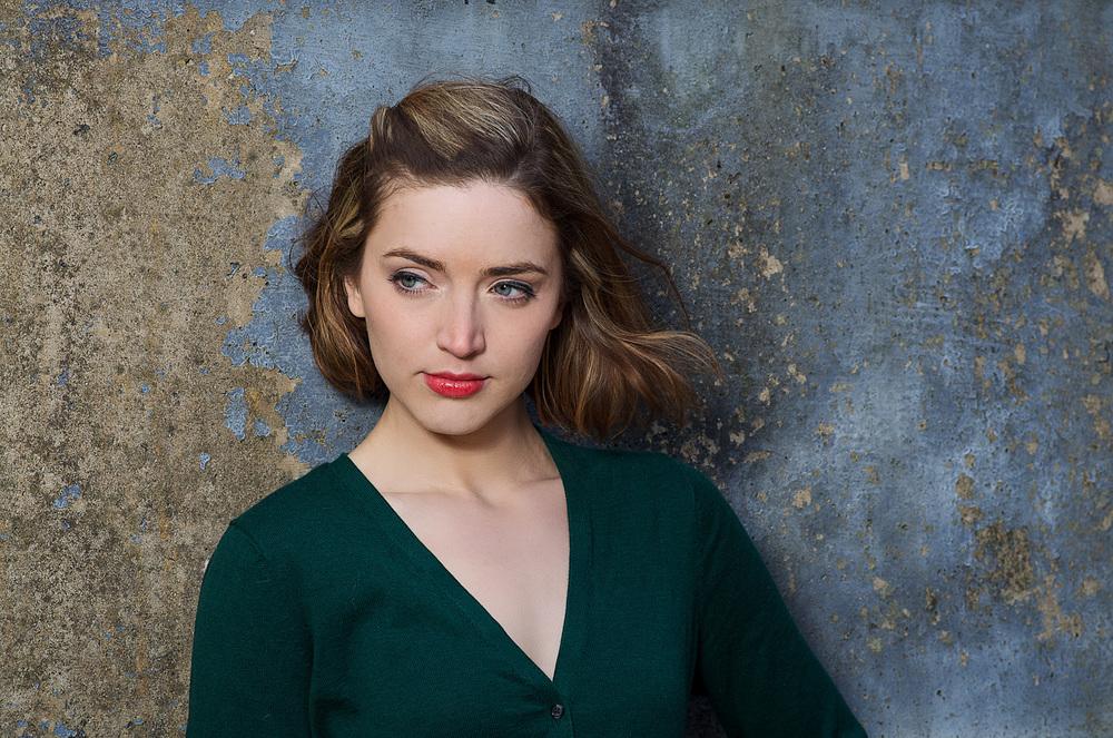Environmental Portrait, Anelisa