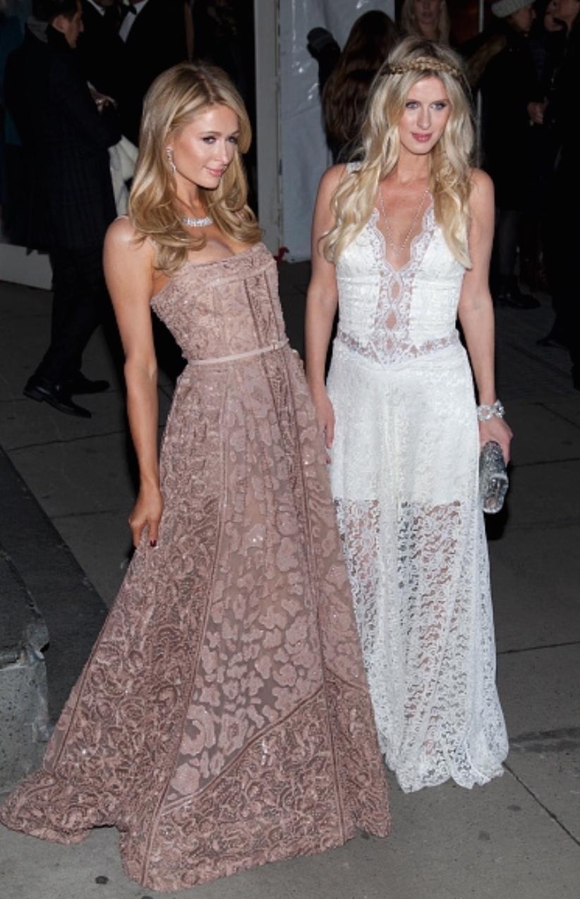 Paris Hilton, Nicky Hilton - NYFW