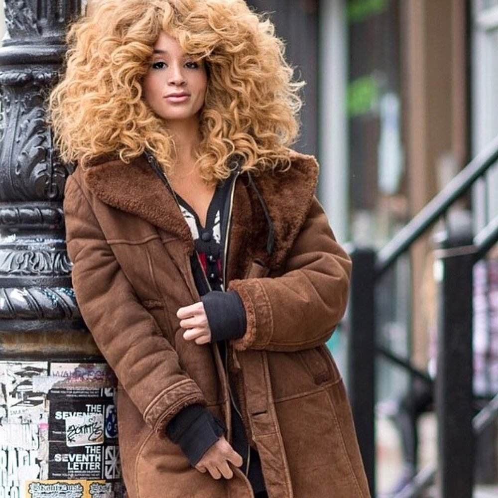 Lion Babe - Elle Magazine
