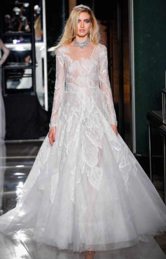 Tiffany & co | Reem Acra NYBFW 2018