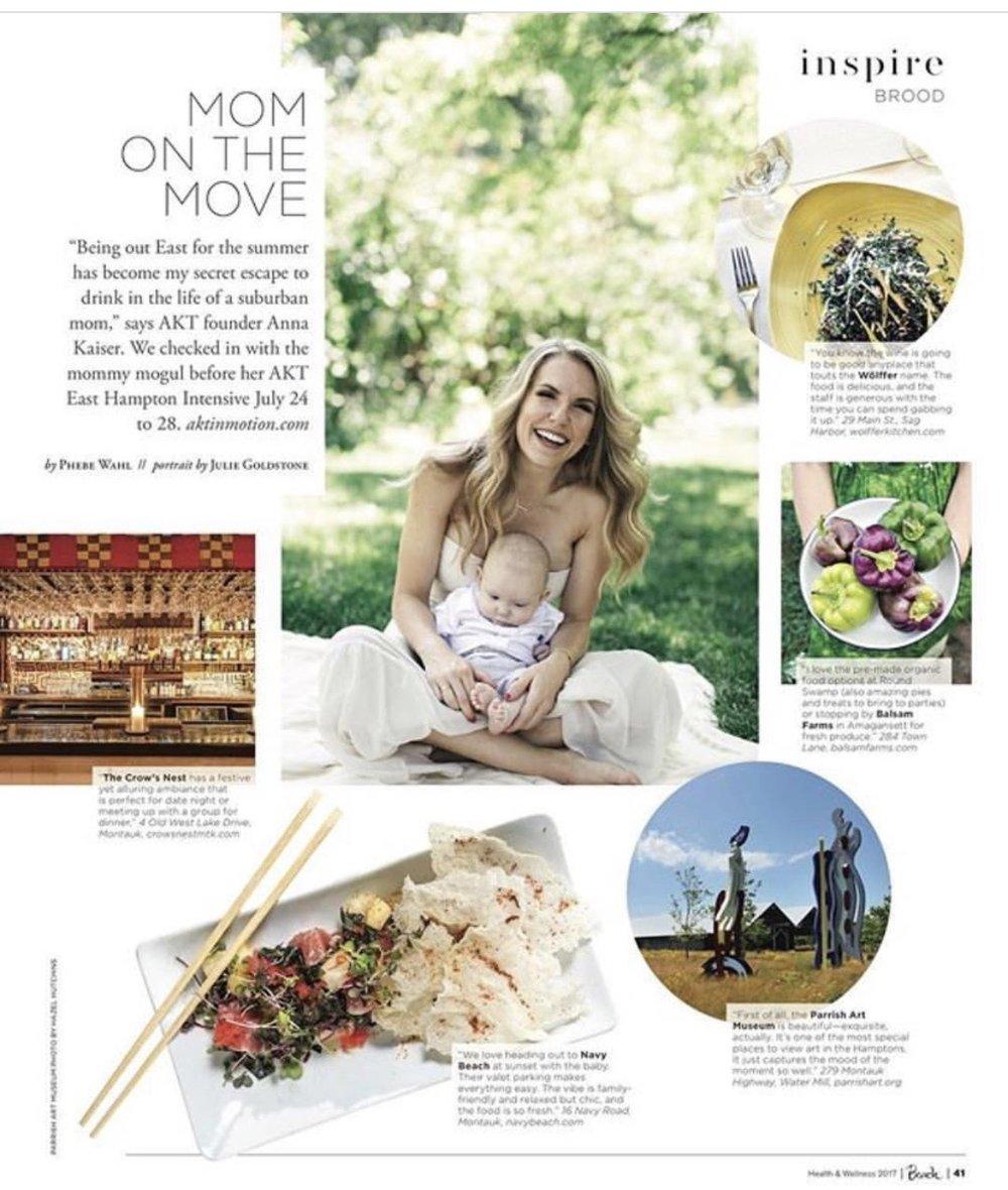 Anna Kaiser - Beach Magazine