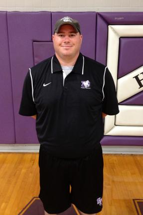 Jimmy Frissora '03 Offensive Line Coach