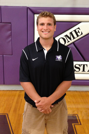 Trent Sheumaker '06  OL & DL Assistant / Special Teams & Strength Coach / JV Head Coach