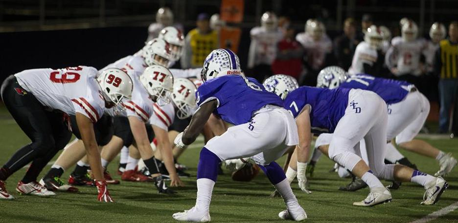 The Stallion first team defense held the Cardinals to under 100 yards of total offense